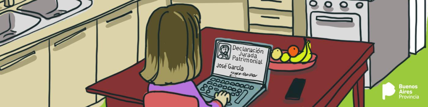Imagen de DECLARACIONES JURADAS PATRIMONIALES DE LOS FUNCIONARIOS Y AGENTES DEL SECTOR PÚBLICO