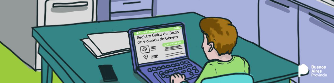 Imagen de REGISTRO ÚNICO DE CASOS DE VIOLENCIA DE GÉNERO